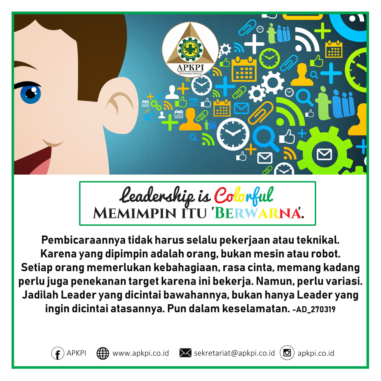 APKPI Quotes Of The Day #026
